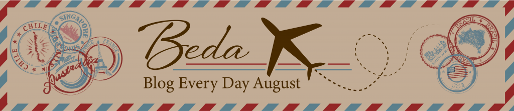BEDA – Blog Every Day