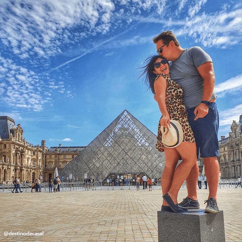Museu do Louvre - Disponível no Museum Pass
