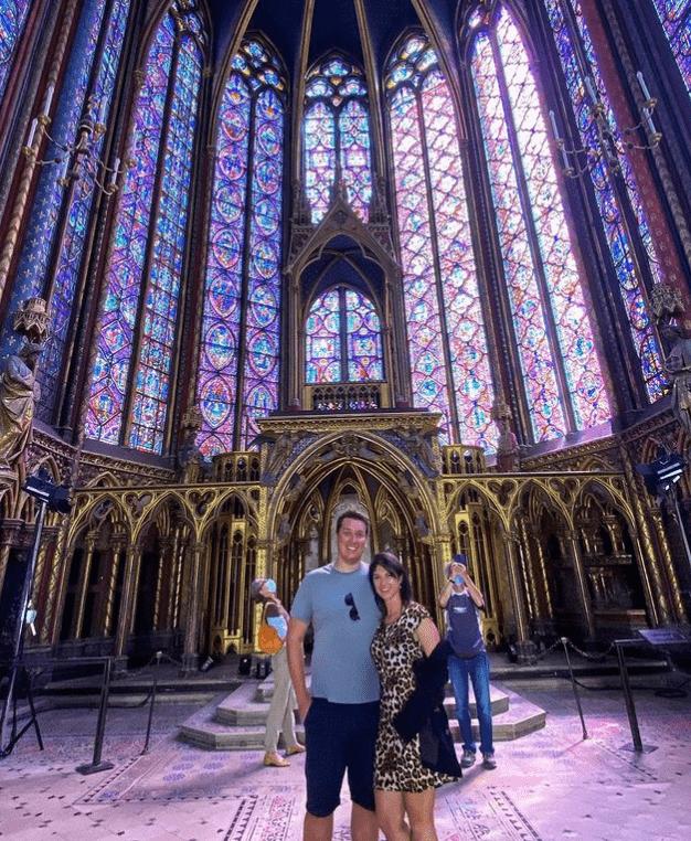 Saint Chapelle - Disponível no Paris Museum Pass